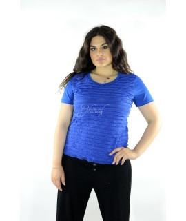 Maglia Manica Corta 7033F Maglieria e t-shirt donna CO7033F
