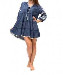 Copricostume Cotone Conchiglia Camicie e Bluse donna MARCONCHIGLIA